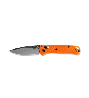 Benchmade 533 Mini Bugout, Orange, S30V Blade steel
