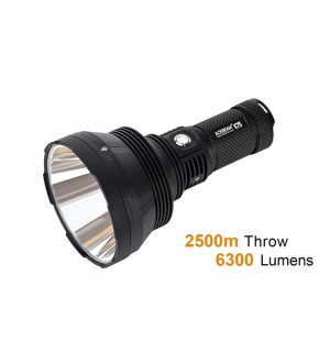 AceBeam K75 LED 2500m super thrower 6300 lumen