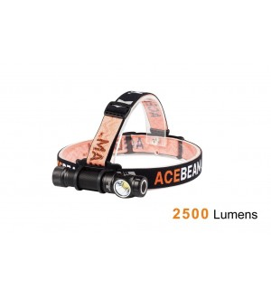 Acebeam H15 Rechargeable Headlamp 2500Lm - CW