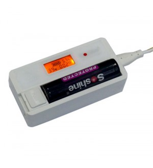 Soshine Charger S7 LCD Li-ion & NiMH Fast 1mp Charge